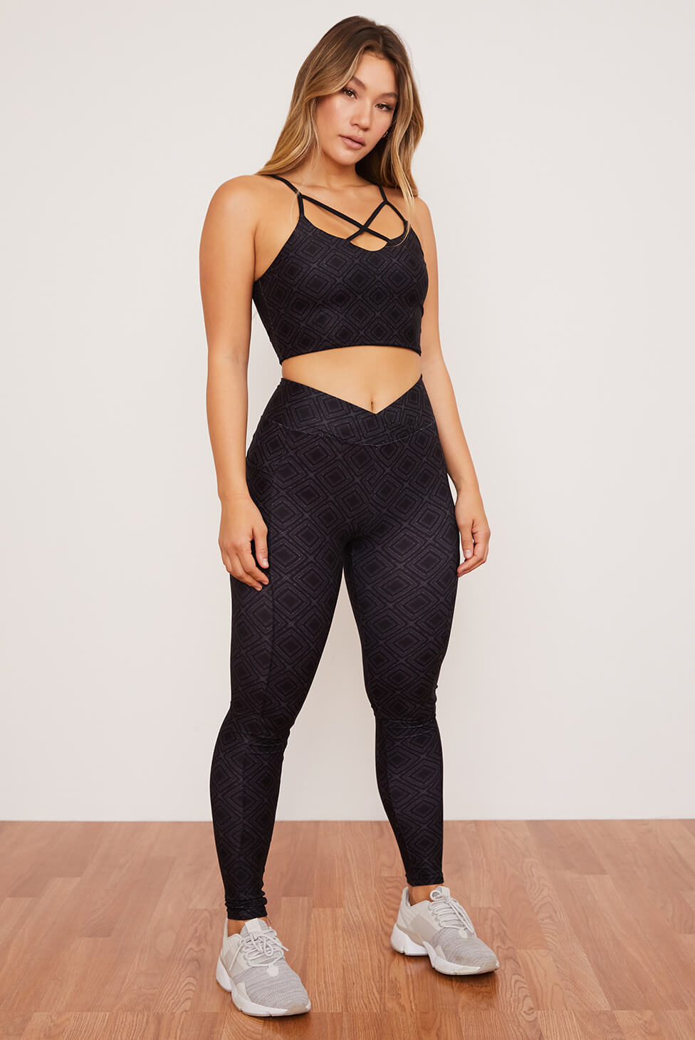 Summit Crossover Pocket Legging