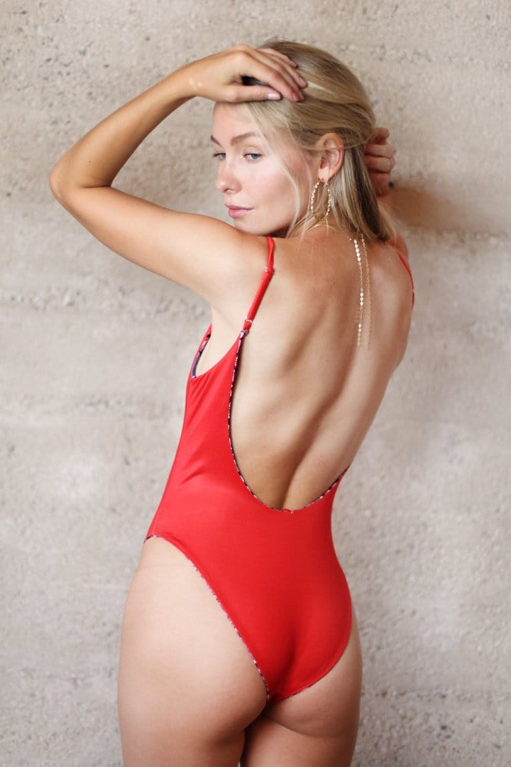 Shakti Ranger Reversible One Piece Swimsuit