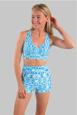 Aqua Aura High-Waisted Short