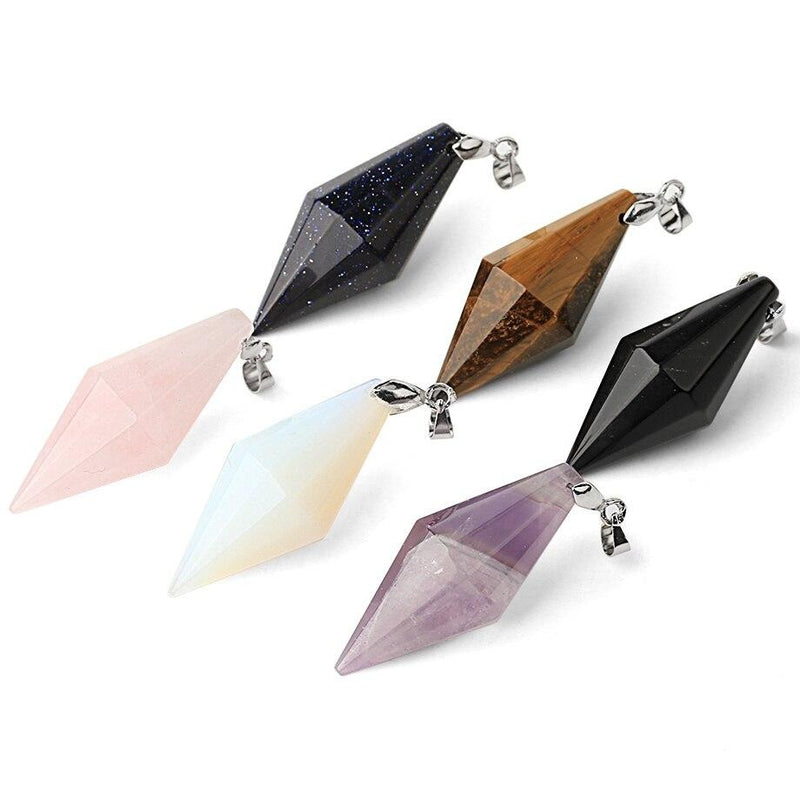 Elegant Crystal - Crystal Pendant Necklace