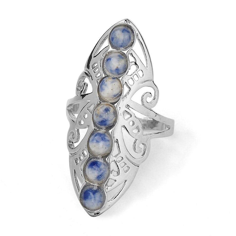 Reiki Ring - Crystal Ring