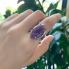 Healing Ring - Crystal Ring