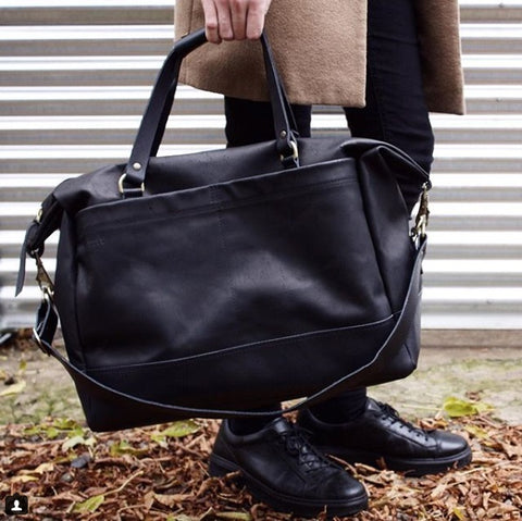 LOWELL MTL | SAINT-MATHIEU NAPPA LEATHER PETIT