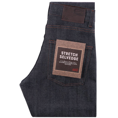 STRETCH SELVEDGE RAW