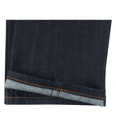 CASHMERE BLEND STRETCH DENIM
