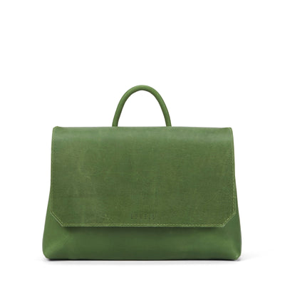 LOWELL // LANGELIER OUTLAW LEATHER CACTUS | BAGS at LOWELL MTL