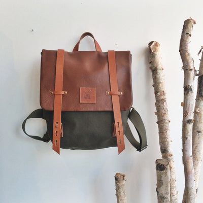 LOWELL // FAIRMOUNT COTTON  | BAGS at LOWELL MTL