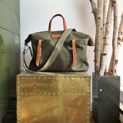LOWELL // DANTE COTTON  | BAGS at LOWELL MTL