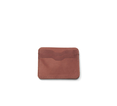 LOWELL // n. 109 OUTLAW COGNAC | WALLET at LOWELL MTL