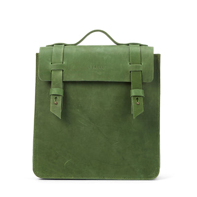 LOWELL // VAN HORNE OUTLAW LEATHER CACTUS | BAGS at LOWELL MTL