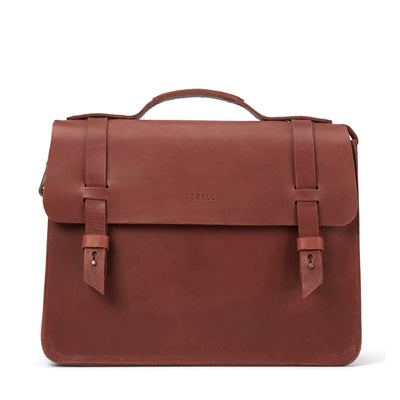 LOWELL // MCGILL OUTLAW LEATHER COGNAC | BAGS at LOWELL MTL