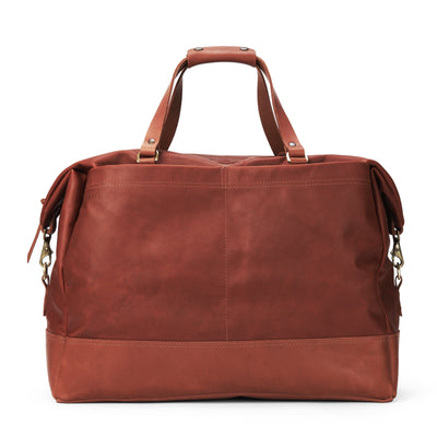 LOWELL // SAINT-MATHIEU NAPPA LEATHER COGNAC | BAGS at LOWELL MTL