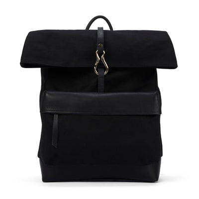 LOWELL // MONT-ROYAL DUCK BLACK / BLACK | BAGS at LOWELL MTL