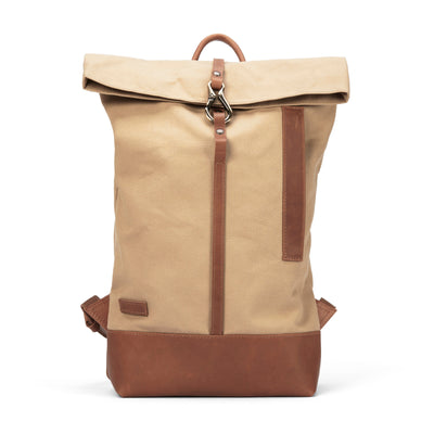 LOWELL // WAVERLY DUCK BEIGE / TAN | BAGS at LOWELL MTL