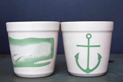 RCBOISJOLI // ANCHOR & WHALE CUP  | CERAMICS at LOWELL MTL
