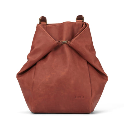 LOWELL // CASGRAIN NAPPA LEATHER COGNAC | BAGS at LOWELL MTL