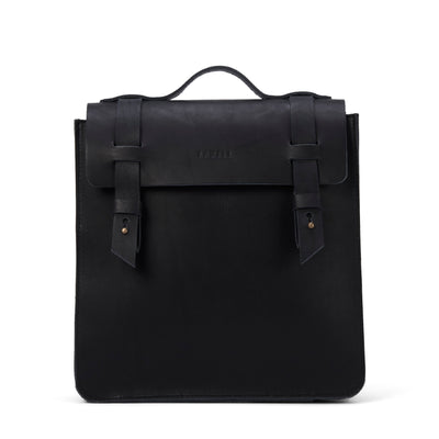LOWELL // VAN HORNE OUTLAW LEATHER BLACK | BAGS at LOWELL MTL