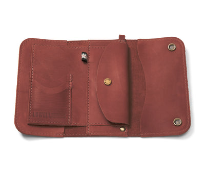 LOWELL // n. 103 NAPPA COGNAC | WALLET at LOWELL MTL