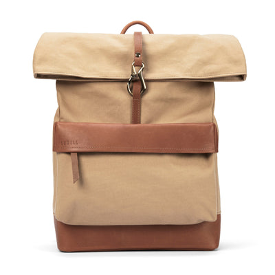 LOWELL // MONT-ROYAL DUCK BEIGE / TAN | BAGS at LOWELL MTL