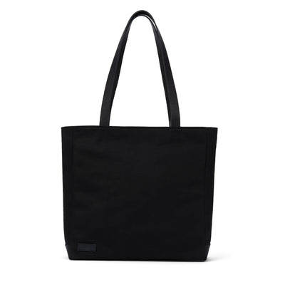 LOWELL // MAISONNEUVE DUCK BLACK / BLACK | BAGS at LOWELL MTL