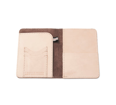 LOWELL // n. 105 VEG NUDE | WALLET at LOWELL MTL