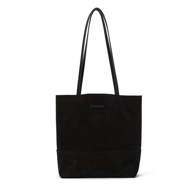 LOWELL // JEAN-TALON NEWPORT LEATHER BLACK | BAGS at LOWELL MTL