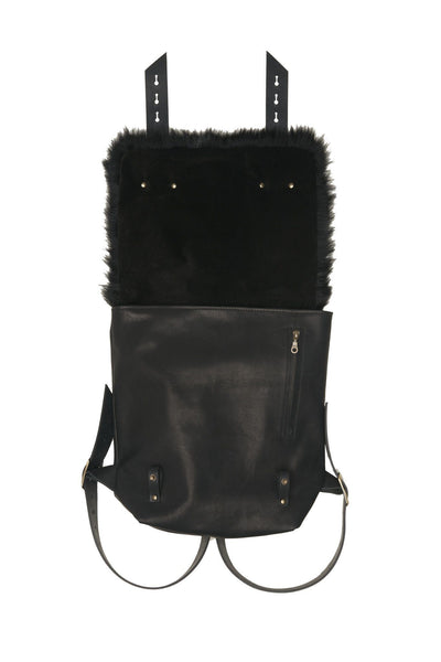 LOWELL // AMSTERDAM RECYCLED FUR  | FUR BAGS at LOWELL MTL