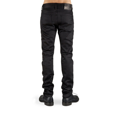 NAKED AND FAMOUS // BLACK POWER STRETCH  | JEANS at LOWELL MTL