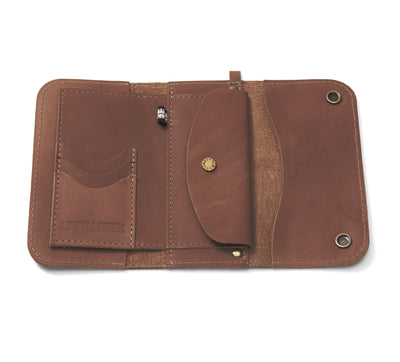 LOWELL // n. 103 NEWPORT  | WALLET at LOWELL MTL