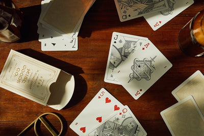 PLAYING CARDS IVORY