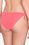 CULOTTE MAILLOT TAILLE BASSE CORDON