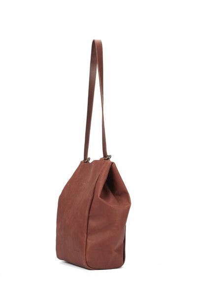 LOWELL // CASGRAIN NAPPA LEATHER  | BAGS at LOWELL MTL