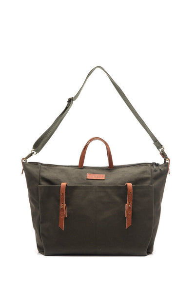 LOWELL // DANTE COTTON KHAKI | BAGS at LOWELL MTL