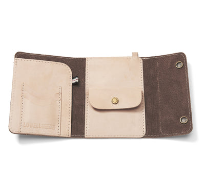 LOWELL // n. 106 VEG NUDE | WALLET at LOWELL MTL