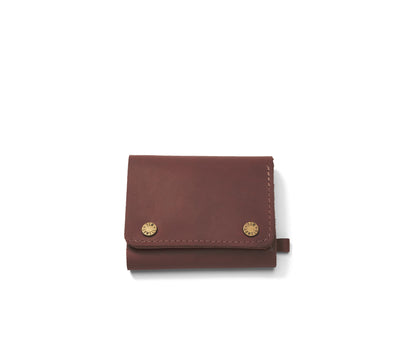 LOWELL // n. 100 NAPPA COGNAC | WALLET at LOWELL MTL