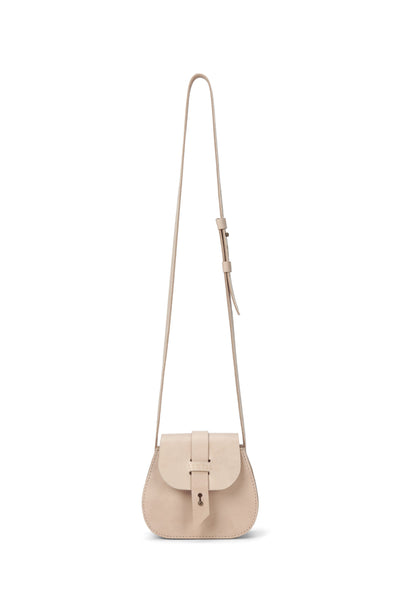 LOWELL // SAINT-GERMAIN VEGGIE TANNED LEATHER MINI  | BAGS at LOWELL MTL