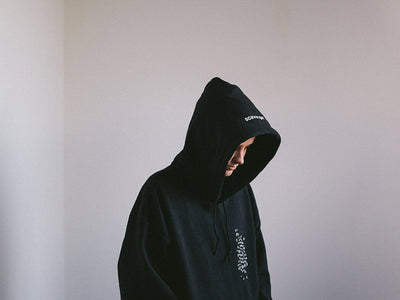 KROY // SCAVENGER HOODIE  | TOPS at LOWELL MTL