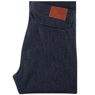 LOOSE WEAVE DENIM