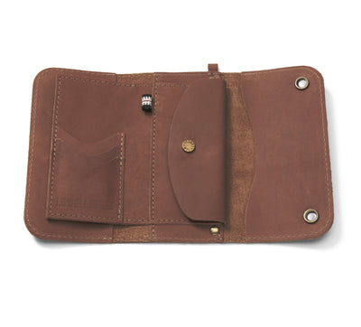 LOWELL // n. 103 NAPPA TAN | WALLET at LOWELL MTL