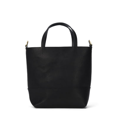 LOWELL // ATWATER OUTLAW LEATHER PETIT BLACK | BAGS at LOWELL MTL