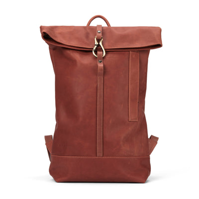 LOWELL // WAVERLY NAPPA LEATHER COGNAC | BAGS at LOWELL MTL