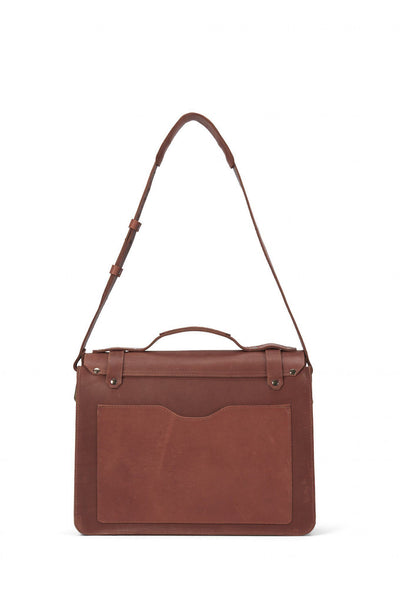 LOWELL // MCGILL OUTLAW LEATHER  | BAGS at LOWELL MTL