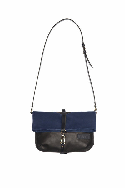 LOWELL // MORGAN COTTON NAVY | BAGS at LOWELL MTL