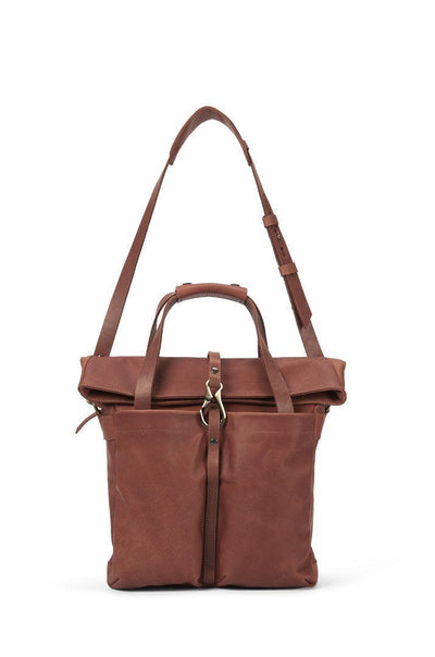 LOWELL // MANSFIELD NAPPA LEATHER  | BAGS at LOWELL MTL
