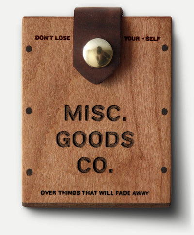MISC. GOODS CO. // HARD CASE  | JEUX / GAMES at LOWELL MTL