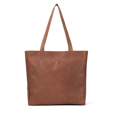 LOWELL // MAISONNEUVE NAPPA LEATHER TAN | BAGS at LOWELL MTL