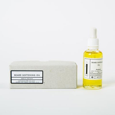 MEN'S SOCIETY // NO 1. BEARD OIL  | COSMÉTIQUES / COSMETICS at LOWELL MTL