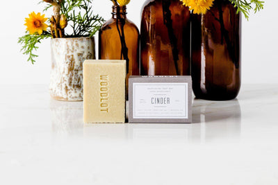 WOODLOT SOAP CINDER