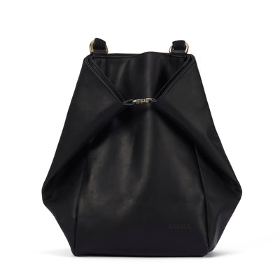 LOWELL // CASGRAIN NAPPA LEATHER BLACK | BAGS at LOWELL MTL