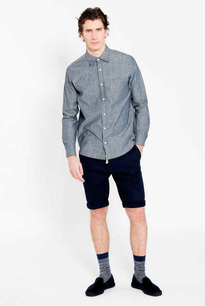 OF SHARKS AND MEN // PEYTON SHIRT  | SHIRTS at LOWELL MTL